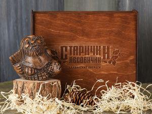 Дед Златулов Удача. Ярмарка Мастеров - ручная работа, handmade.
