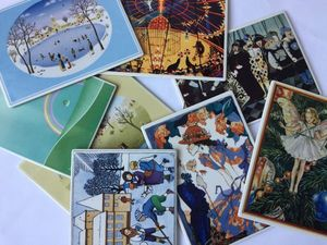 Фарфоровые открытки скоро в магазине. Ярмарка Мастеров - ручная работа, handmade.