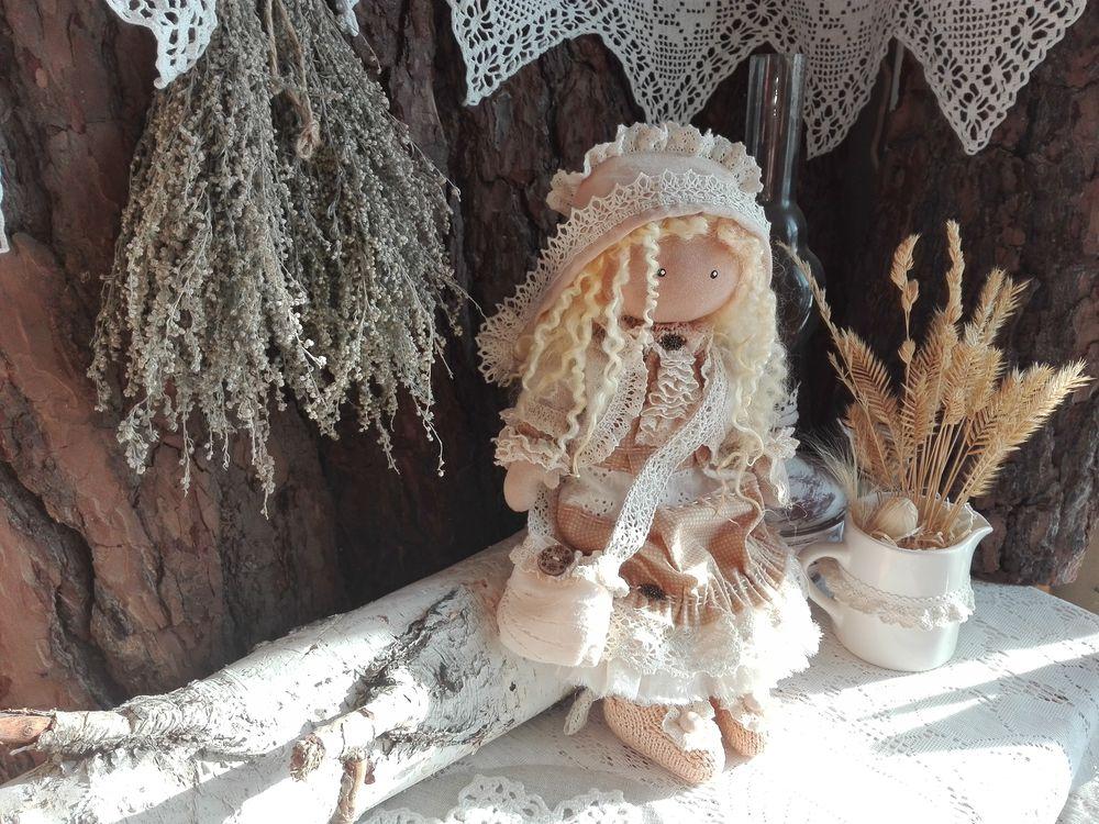 новая кукла в магазине, новая работа