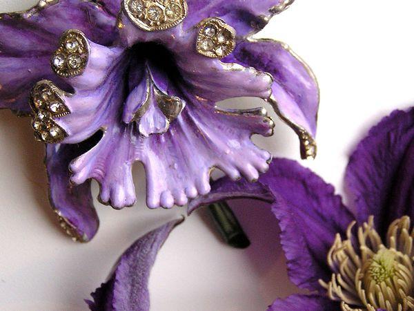 Орхидея   Ярмарка Мастеров - ручная работа, handmade
