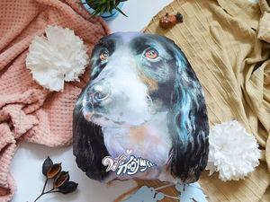 Последние дни  приема заказов на пошив подушек в этом году!Новая подушечка в магазине!. Ярмарка Мастеров - ручная работа, handmade.