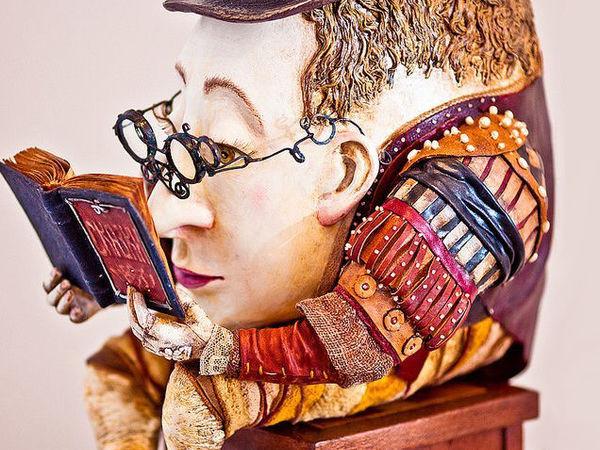 Мастер класс: Авторская кукла из папье-маше. Санкт-Петербург.   Ярмарка Мастеров - ручная работа, handmade