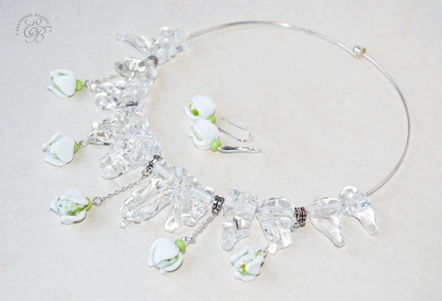 lampwork, glass, gallery, glass artist, jewelry, glass jewelry, lampwork jewelry, лемпворк, украшения, стекло