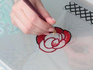 Особенности обучения вышивке онлайн | Ярмарка Мастеров - ручная работа, handmade