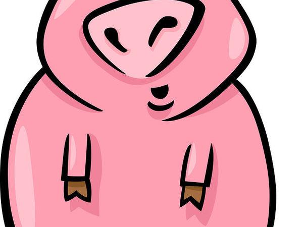 О свинстве и не только... | Ярмарка Мастеров - ручная работа, handmade