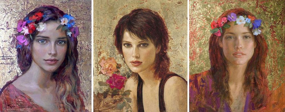 Закулисье у художников. На что обращать внимание при заказе портрета и из чего формируется стоимость