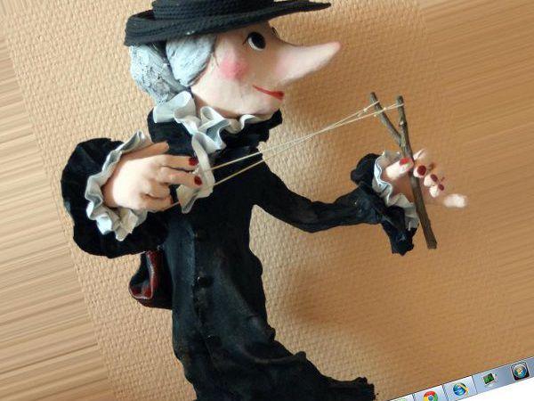 Любителям кукол, детства и озорства посвящается! | Ярмарка Мастеров - ручная работа, handmade