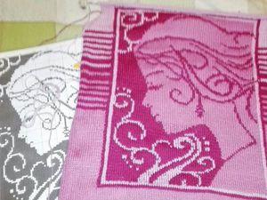Интарсия — простая техника вязания или целое искусство?. Ярмарка Мастеров - ручная работа, handmade.