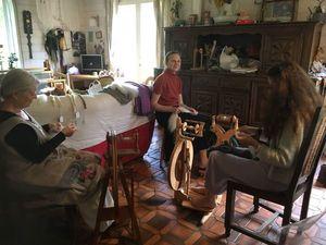 МК по прядению в домашней обстановке. Ярмарка Мастеров - ручная работа, handmade.