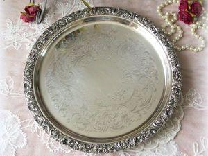 Дополнительные фотографии чайного подноса. Ярмарка Мастеров - ручная работа, handmade.