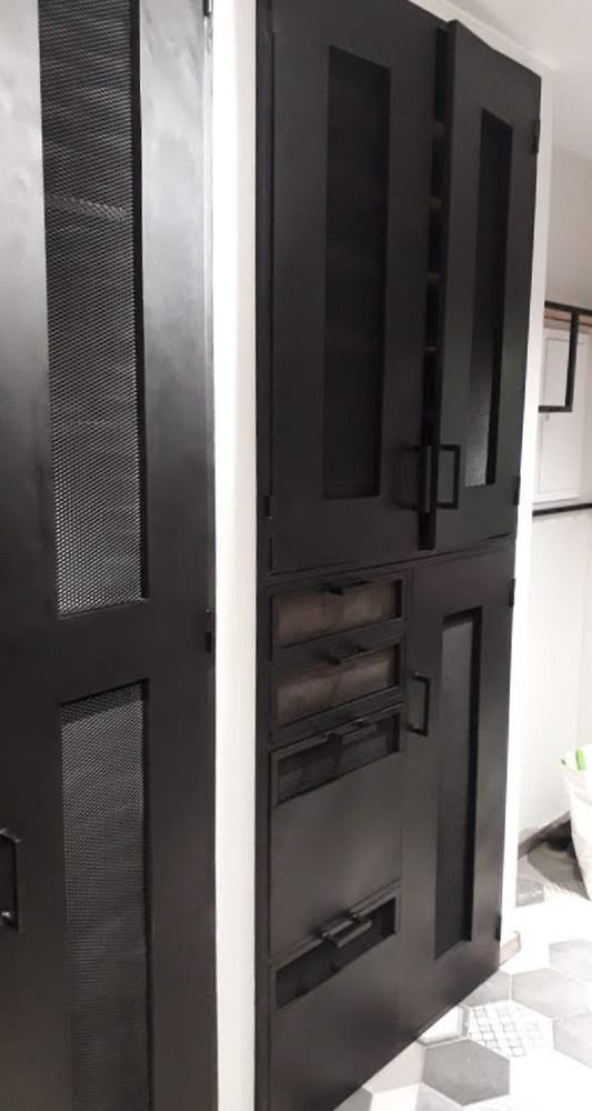 мебель из металла, металлический шкаф, мебель лофт, стиль лофт, мебель лофт москва