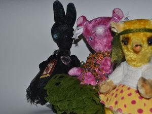 три девицы....   Ярмарка Мастеров - ручная работа, handmade