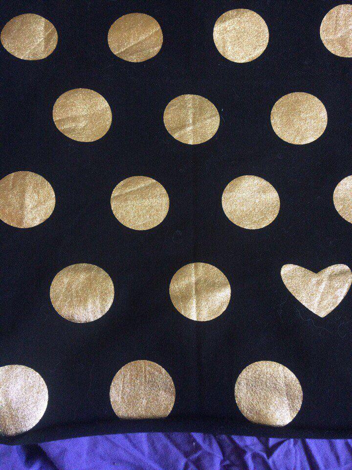 Образец кулирки с золотым напылением Варак, фото № 1