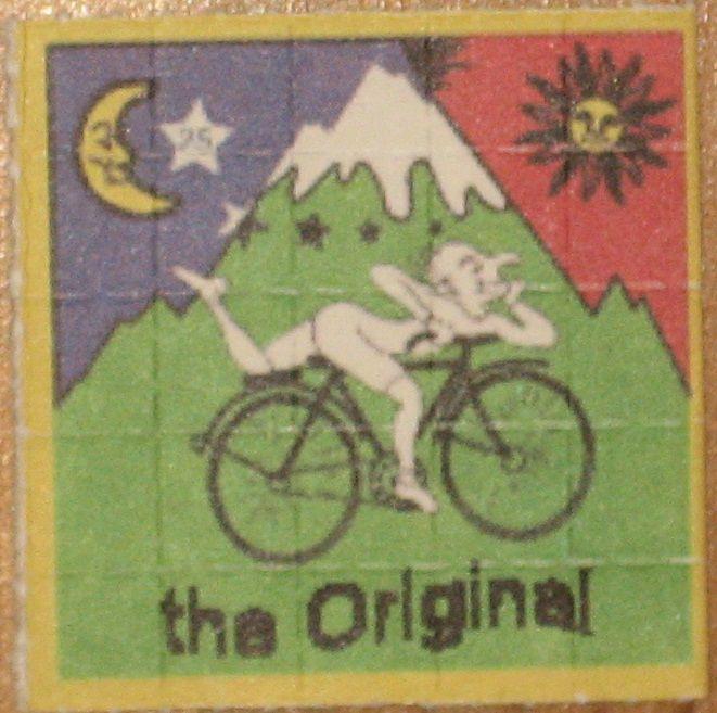 велосипед, праздник