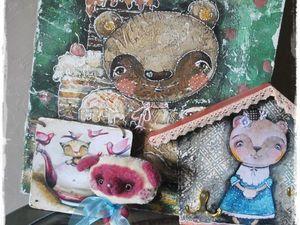 Ванильно-брусничный аукцион!). Ярмарка Мастеров - ручная работа, handmade.