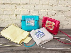 Самая удобная сумочка на лето!. Ярмарка Мастеров - ручная работа, handmade.