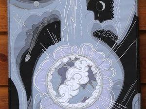 Лилия Педак: нить длиною в жизнь. Ярмарка Мастеров - ручная работа, handmade.