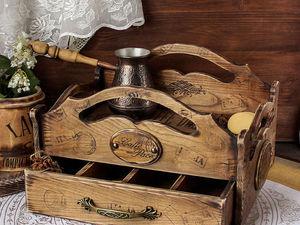 Новая работа сервировочный короб из ясеня. | Ярмарка Мастеров - ручная работа, handmade