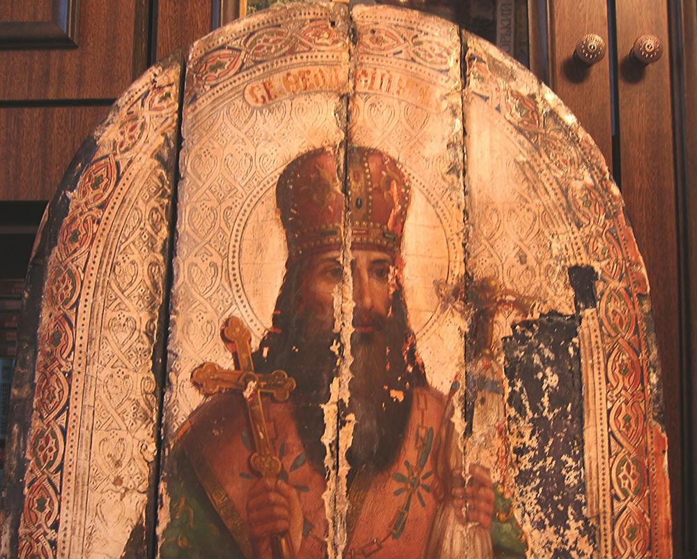 реставрация, православие