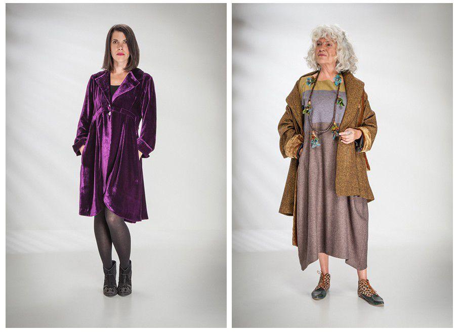 Свобода вне времени, стиль вне моды. Terry Macey и Angelika Elsebach, фото № 39
