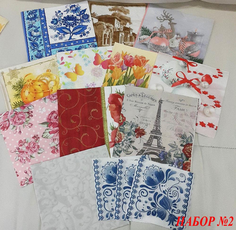 салфетки для декупажа, рисовые карты, деревянные заготовки, короб, распродажа