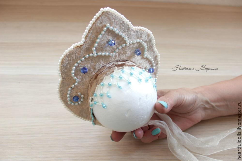 Шьем текстильную куклу Аленушку, фото № 39