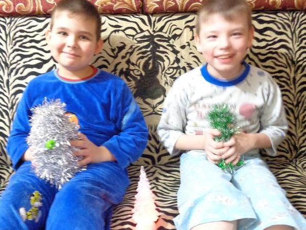 Предновогодняя акция в помощь многодетной семье Ирины Шероновой | Ярмарка Мастеров - ручная работа, handmade