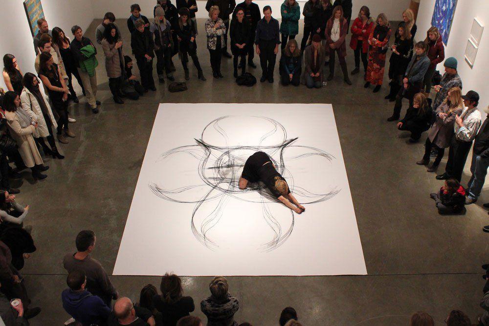 heather hansen kinetic drawings performance at ochi gallery (5)