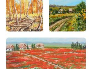 СПЕЦпредложение  на картины 3 равно 2 !!!! до 15 октября включительно!!!. Ярмарка Мастеров - ручная работа, handmade.