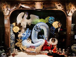 Сказка за стеклом: как создаются витрины в Центральном универмаге Москвы. Ярмарка Мастеров - ручная работа, handmade.