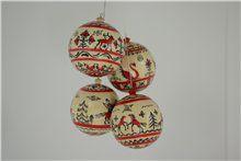 шары, ёлочные украшения, новогодние подарки, елка
