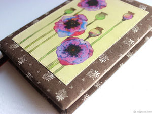 А вы записываете свои мечты? Блокнот в подарок.. Ярмарка Мастеров - ручная работа, handmade.
