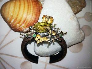 Скидка 20% на браслет  «Королевская Кобра». Ярмарка Мастеров - ручная работа, handmade.
