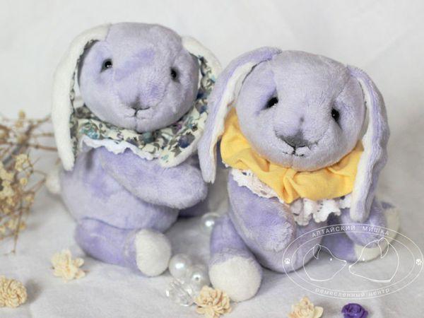 Кролик - это не только мягкий мех, но и большая радость!   Ярмарка Мастеров - ручная работа, handmade