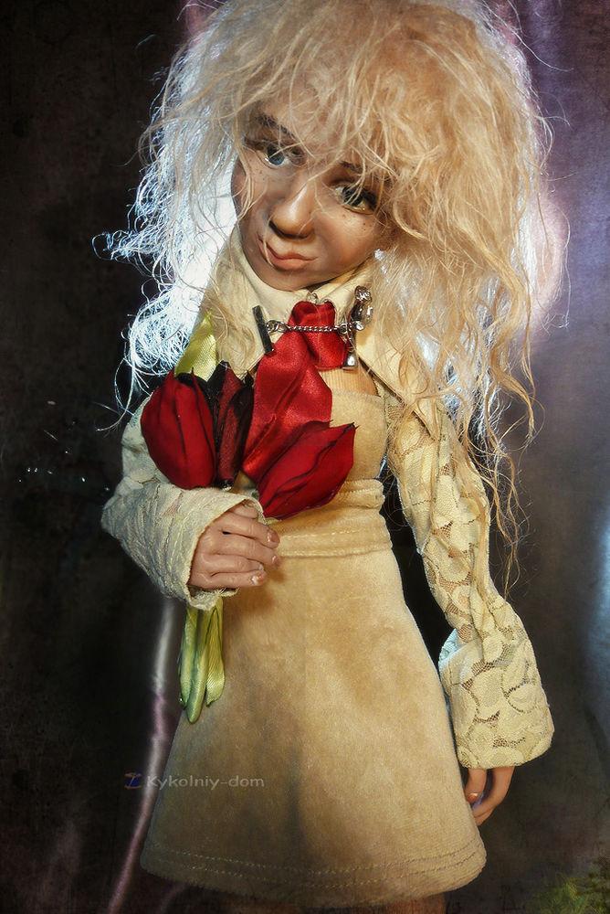 кукла по фото, идея для подарка