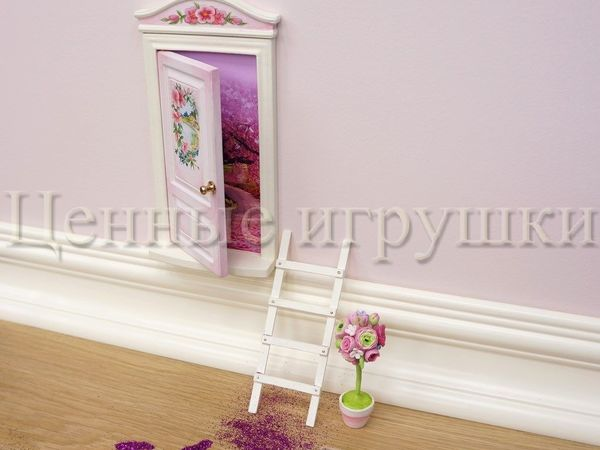 Fairy Doors или двери для фей | Ярмарка Мастеров - ручная работа, handmade