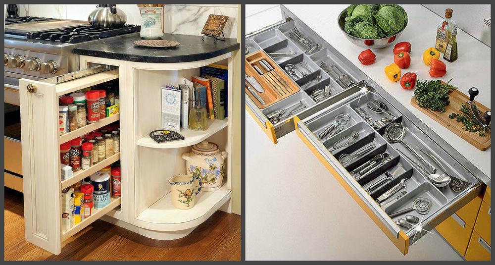 как правильно расставить шкафы на кухне фото соблюдать технологию приготовления
