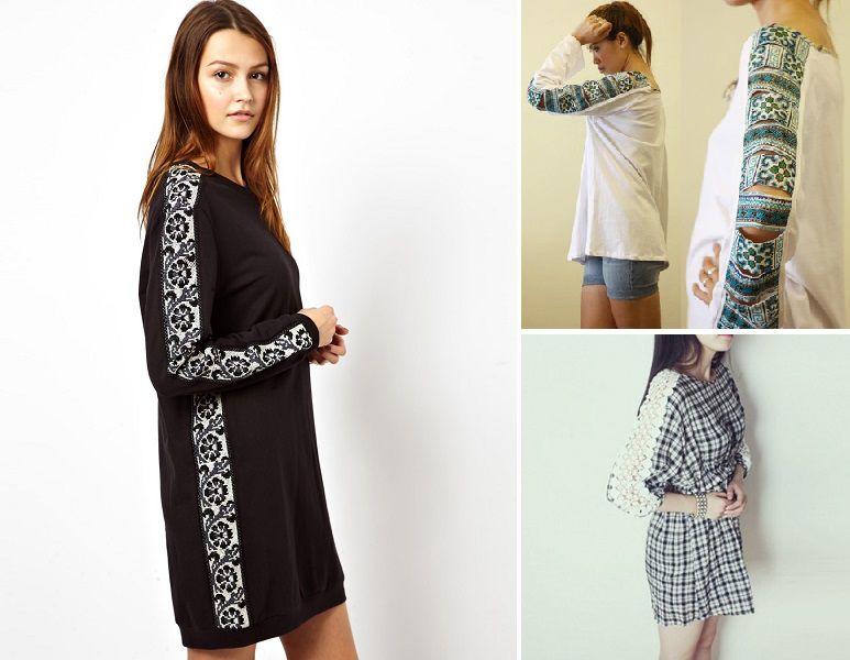 идеи и вдохновение, одежда для женщин