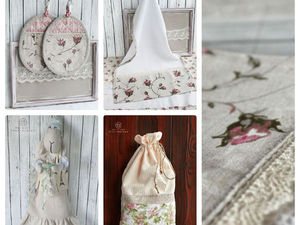 3 примера, когда текстиль для кухни - нужная покупка. | Ярмарка Мастеров - ручная работа, handmade