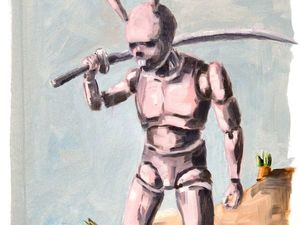 Творческий ежедневник. День 26. Этюд «Урожай». Ярмарка Мастеров - ручная работа, handmade.