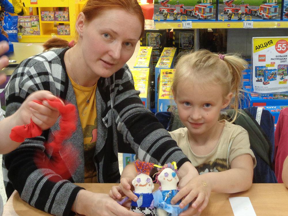 мастер-класс, мастер-класс в москве, игрушка, обучение, дети, своими руками