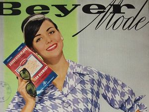 Beyer mode 4 /1960. Ярмарка Мастеров - ручная работа, handmade.