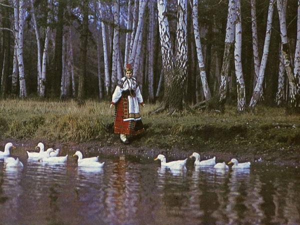 Путешествие в прошлое: воронежский народный костюм | Ярмарка Мастеров - ручная работа, handmade