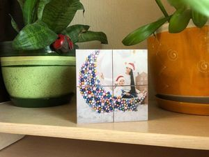 Кубики с фото. Ярмарка Мастеров - ручная работа, handmade.