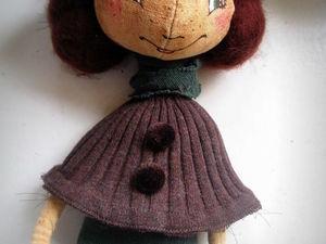 Как все начиналось...Мои первые куколки). Ярмарка Мастеров - ручная работа, handmade.