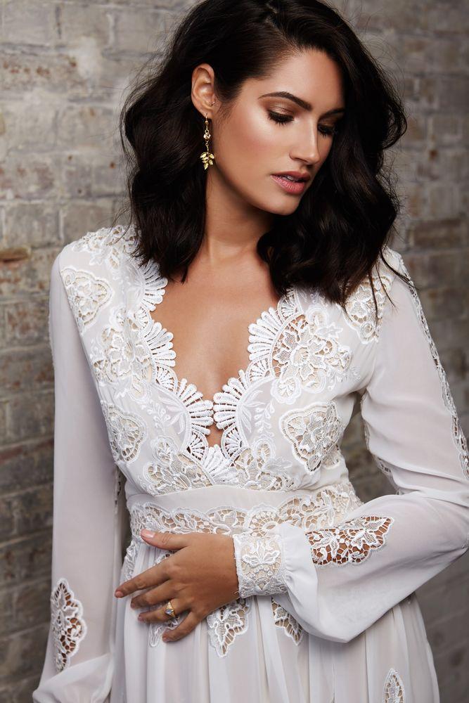 Белое бохо, или Шикарная одежда для королевы летнего пляжа, фото № 96