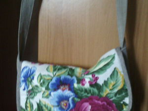 Аукцион на  льняные сумочки | Ярмарка Мастеров - ручная работа, handmade