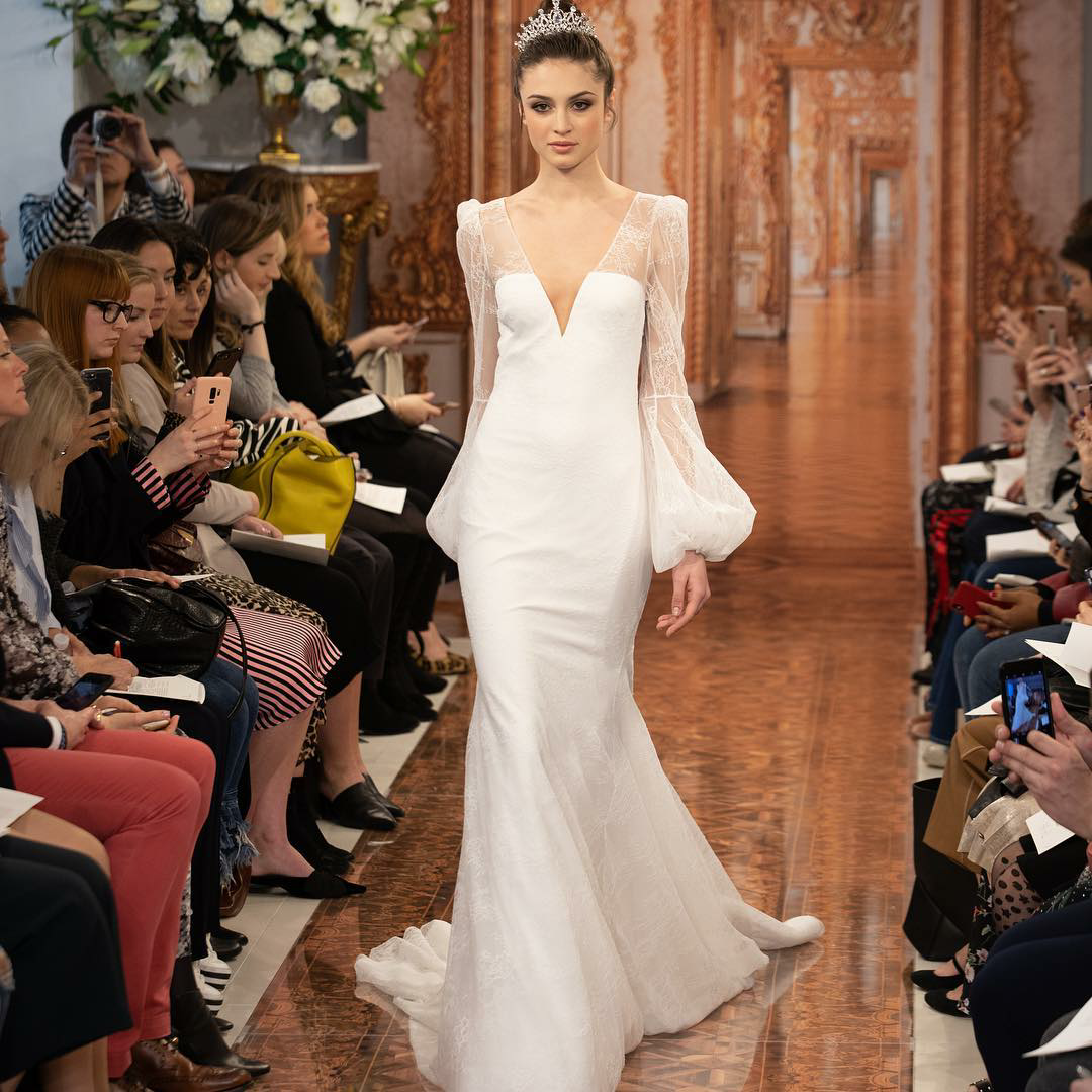 Bridal fashion week in new york city