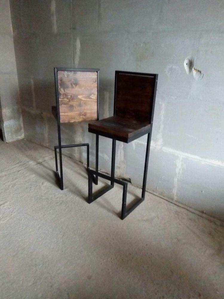 лофт, стол, диван в стиле лофт