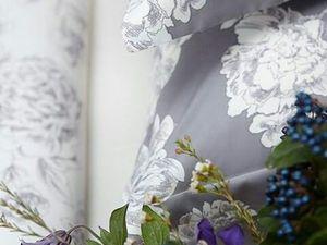 Принимаем заказы на сатины с цветочным рисунком;). Ярмарка Мастеров - ручная работа, handmade.